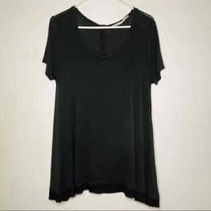 URBAN OUTFITTERS Kimchi Blue Black T-Shirt